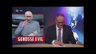 Немецкие сатирики о Путине (Русская озвучка!)