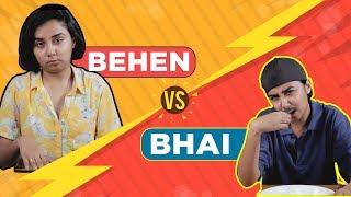 Bhai vs Behen | MostlySane thumbnail