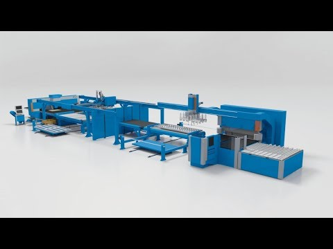LPBB - Multifunctional sheet metal processing technology