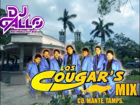 LOS COUGARS MIX por DJ Gallo Matehuala