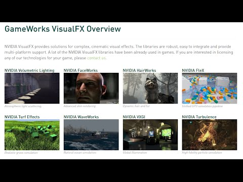 Unreal Engine 4 GameWork Nvidia Flex Installation Test - YouTube