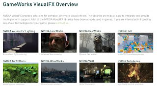 Unreal Engine 4 GameWork Nvidia Flex Installation Test