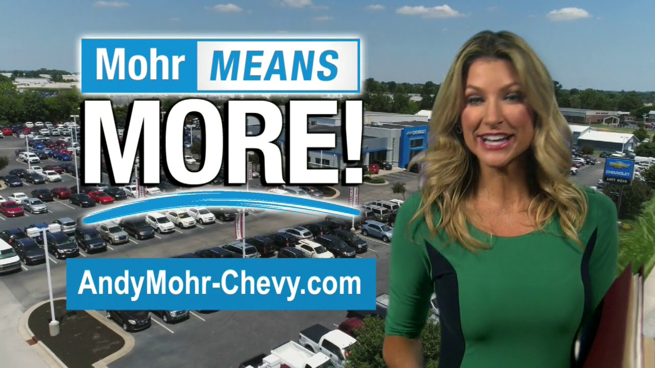 Andy Mohr Chevy >> Andy Mohr Chevy August 2019 Mohr Means More