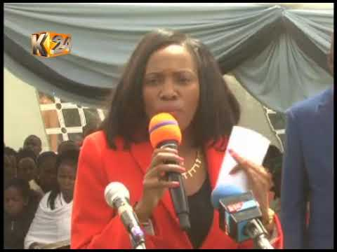 Another victim of the Nakuru chopper crash Veronica Muthoni laid to rest