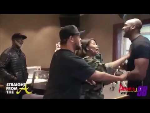 RHOA's Peter Thomas vs. Matt Jordan Fight Video Finally Released