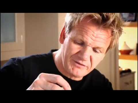 How To Peel And Devein Prawns By Gordon Ramsay