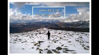 Forres Baptist Church - 21.2.21 - Rev Dr Jon Mackenzie