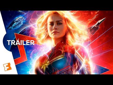 Capitana Marvel - Tráiler Oficial #2 (Sub. Español)