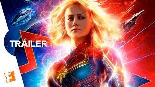 Video: Capitana Marvel - Tráiler Oficial
