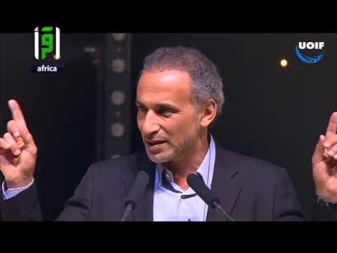 Tariq Ramadan Bourget 2013 Paix justice dignité des modèles prophétiques à la réforme personnelle