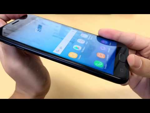 Samsung Galaxy J3 (2017) - что из себя представляет металлический бюджетный смартфон.