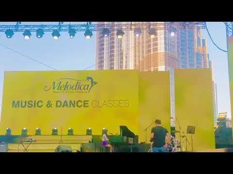 Burj Park Performance 2020 Downtown Dubai