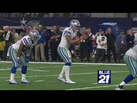CBS11/TXA21 Dallas Cowboys Special Season of Change part 1