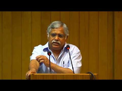 Lecture series by Professor C. P. Chandrasekhar on 'Karl Marx's Capital : PART 1