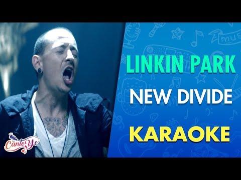 Linkin Park - New Divide  (Karaoke) I CantoYo