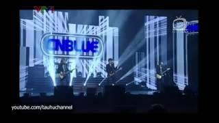 I am alone - CNBlue - Nhạc hội Việt Hàn 2012.FLV
