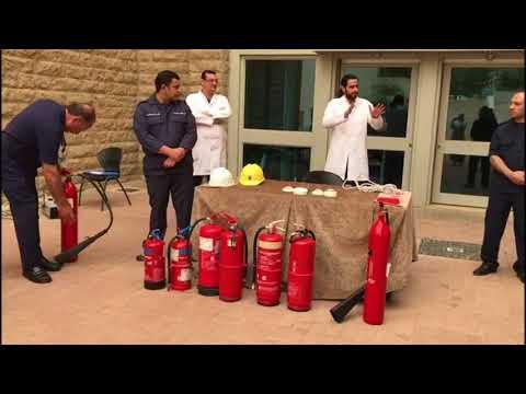 Fire safety workshop