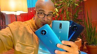 Nokia 8.3 5G, 3.4 und 2.4: Die Nokia-Neuheiten im grossen Hands-on – so gut ist günstig (deutsch)