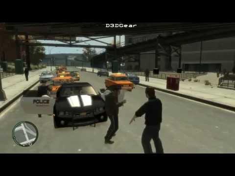 GTA IV HD Araba Paketi Yeni