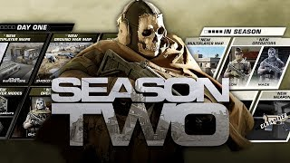 Modern Warfare: Everything New In Season 2 (New Maps, New Guns & More)