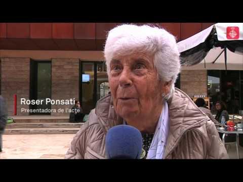 Sarrià – Sant Gervasi homenatja els veïns centenaris