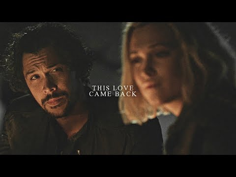 ► This love came back | Bellamy and Clarke (+5x05)