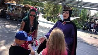 Pixie Dust Adventurers Character Interactions Disneyland June 2018