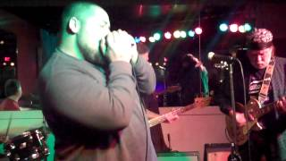 """Fleetwood mac cover """"rollin man"""" from Perrys Wednesday night blues jam"""