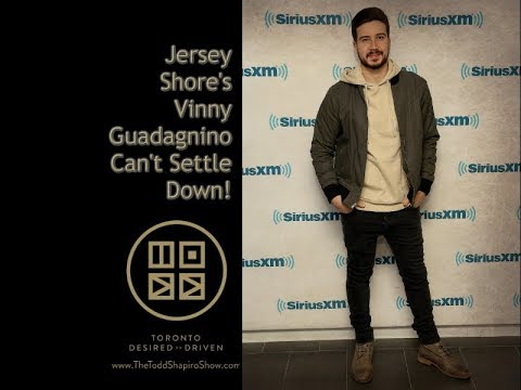 Jersey Shore's Vinny Guadagnino Can't Settle Down!