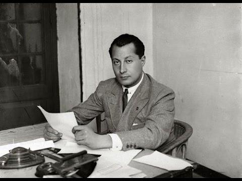 José Antonio Primo de Rivera - The Three Divisions (1935)