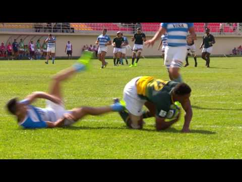 U20 Highlights: South Africa score 11 tries v Argentina