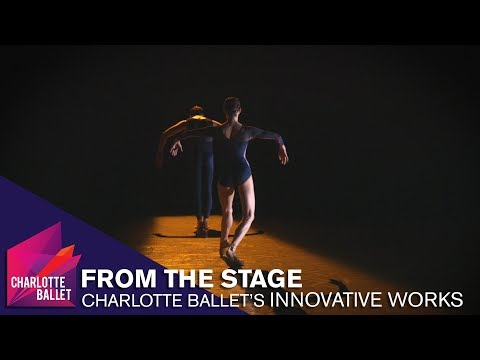 From the Stage - Innovative Works 2018