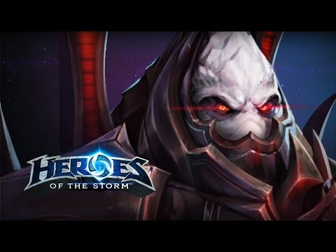 ♥ Heroes of the Storm - Alarak Pre Patch! (HotS Gameplay)
