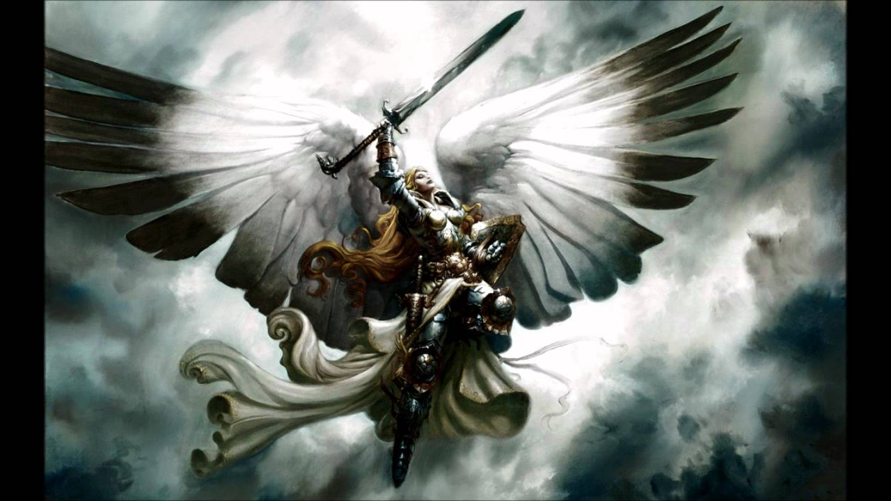 Dark angel girl nude-6391