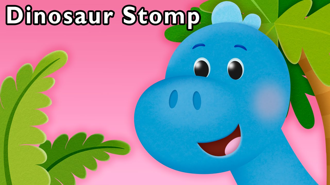 S Is For Stomp Dinosaur Stomp And More Baby Songs From