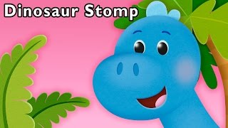 s is for stomp   dinosaur stomp and more   baby songs from mother goose club
