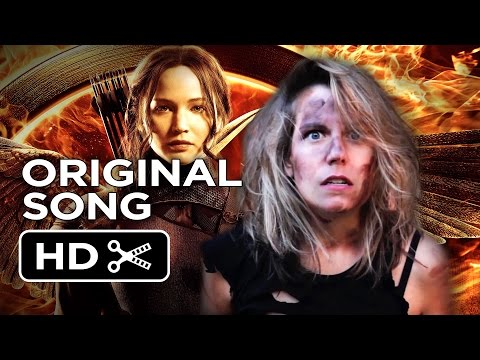 The Hunger Games Franchise Folk Song  Ali Spagnola Music  2014 HD