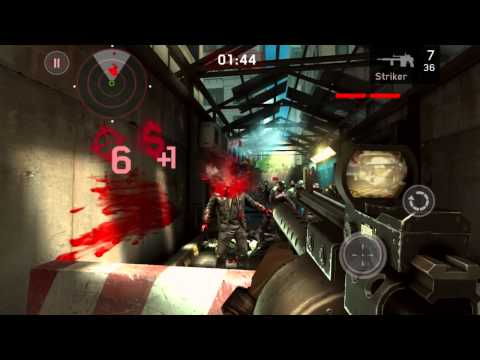 [iOS Android] DEAD TRIGGER - E3 2012 OFFICIAL TEASER