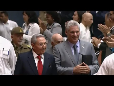 Miguel Diaz-Canel named sole candidate to succeed Cuba's Raul Castro