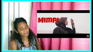 Gambar cover Liza Hanim - Mimpi (Official Music Video) | Reaction
