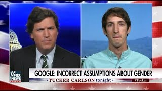 James Damore: Political Biases at Google Must be Addressed
