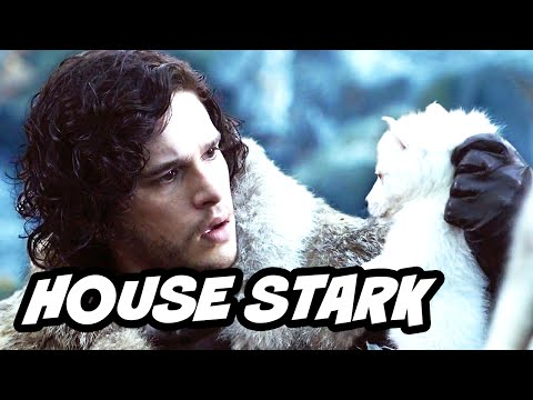 Game Of Thrones Season 6 - House Stark Wargs Explained
