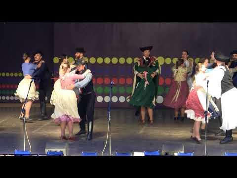 Folk Ensemble Of Debrecen, Hungary (III) - XXXIII IFM Lublin 2018 - 13.07.2018