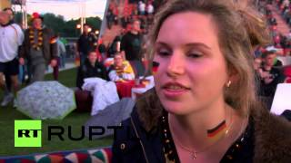 Germany: Ghana draw is suite for some Berlin fans