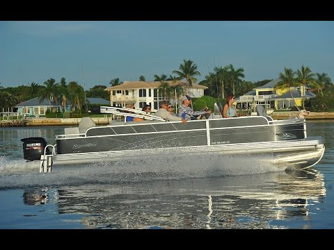 Florida Sportsman Best Boat - Pontoon Boats, Family Fun and Ready to Fish