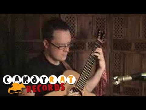 Antoine Dufour - Spiritual Groove - Guitar -www.candyrat.com