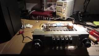 Golden Tone Radio Chrysler