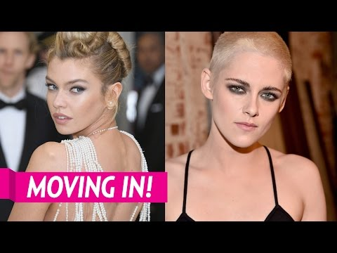 Kristen Stewart and Stella Maxwell Are Moving in Together