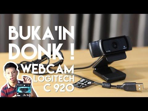 Buka'in Donk! - Webcam Logitech C920 Indonsia