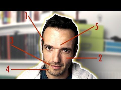 5 informations non verbales que révèle votre visage
